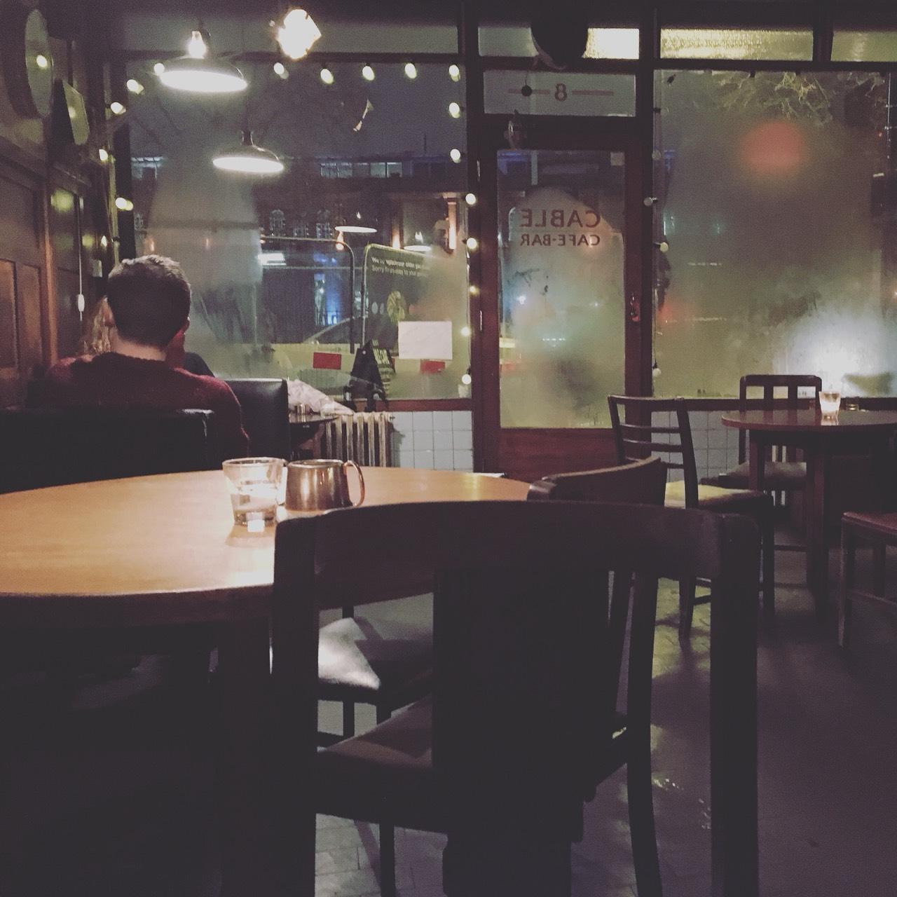 倫敦咖啡館