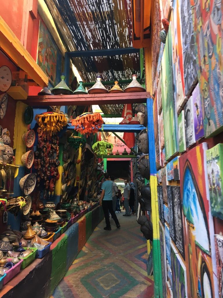 摩洛哥市集