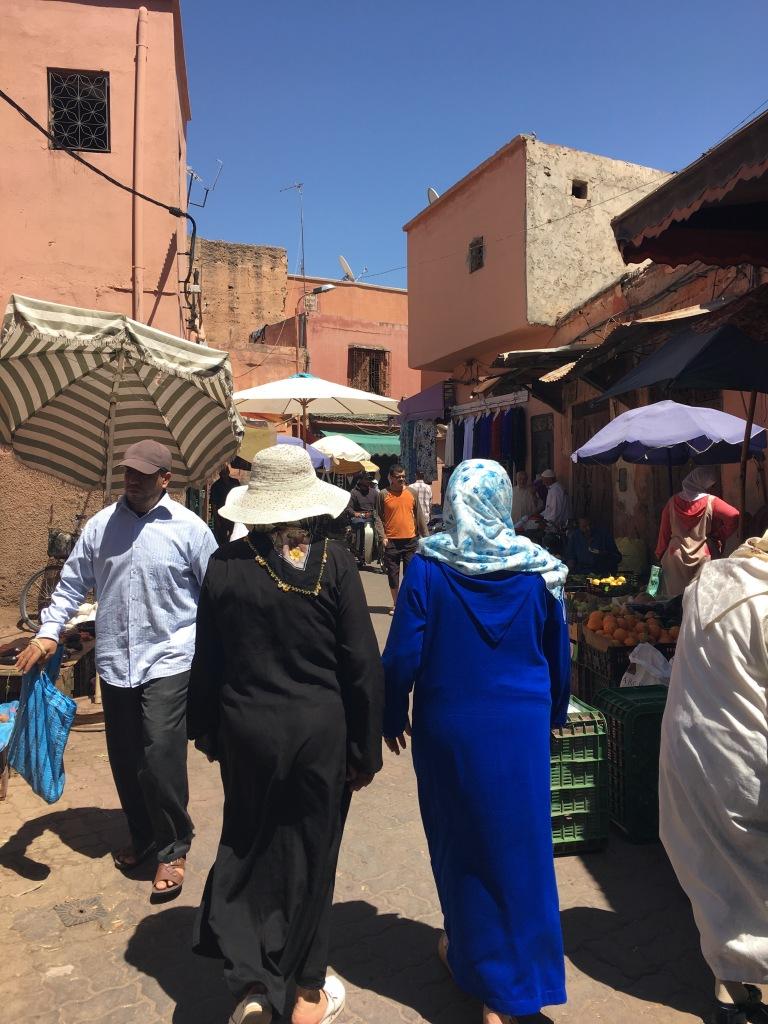 摩洛哥傳統市場