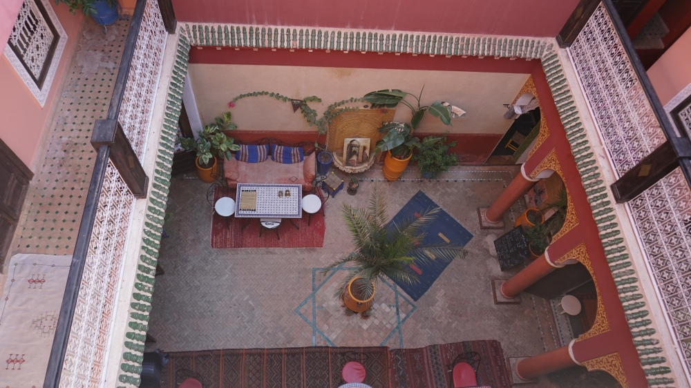 摩洛哥riad